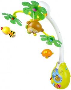 фото Музыкальный мобиль 'Веселый остров' Huile Toys #2