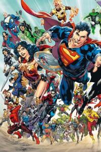 фото страниц Всесвіт DC. Відродження #6