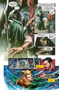 фото страниц Всесвіт DC. Відродження #4