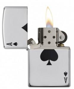 фото Зажигалка Zippo '250 Lucky Ace' (24011) #2