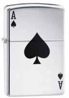 Зажигалка Zippo '250 Lucky Ace' (24011)