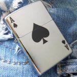 фото Зажигалка Zippo '250 Lucky Ace' (24011) #4
