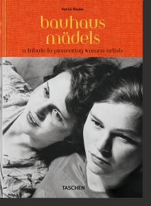 Книга Bauhausmädels. A Tribute to Pioneering Women Artists