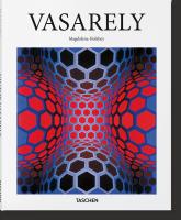 Книга Vasarely