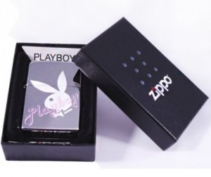 фото Зажигалка Zippo 'Playboy Signature' (24790) #5