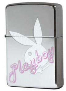 Зажигалка Zippo 'Playboy Signature' (24790)