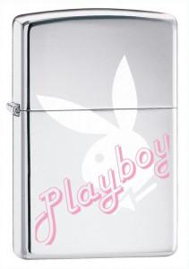 фото Зажигалка Zippo 'Playboy Signature' (24790) #2