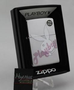 фото Зажигалка Zippo 'Playboy Signature' (24790) #4