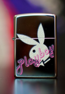 фото Зажигалка Zippo 'Playboy Signature' (24790) #3