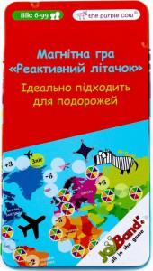 Магнитная игра The Purple Cow 'Реактивный самолет' (306)