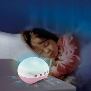 фото Мобиль музыкальный с проектором Infantino 3 в 1, розовый (004914I) #5