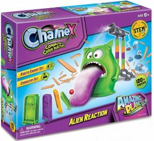 Набор научно-игровой Amazing Toys Chainex 'Инопланетная реакция' (31301)