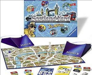фото Настольная игра Ravensburger 'Junior Scotland Yard' (82402) #5