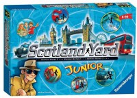 Настольная игра Ravensburger 'Junior Scotland Yard' (82402)