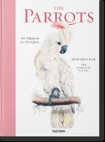 Книга Edward Lear. The Parrots