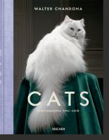 Книга Walter Chandoha. Cats. Photographs 1942 – 2018
