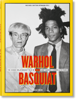 Книга Warhol on Basquiat. The Iconic Relationship Told in Andy Warhol's Words and Pictures