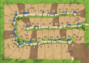 фото Настольная игра Hobby World 'Каркассон' (Средневековье) (915138) #2