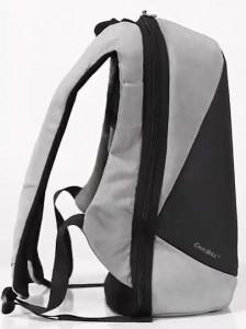 фото Рюкзак антивор UFT 'Solar Backpack' Black/Grey (UFTSBP1) #3