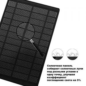 фото Рюкзак антивор UFT 'Solar Backpack' Black/Grey (UFTSBP1) #7