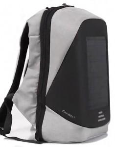 фото Рюкзак антивор UFT 'Solar Backpack' Black/Grey (UFTSBP1) #2
