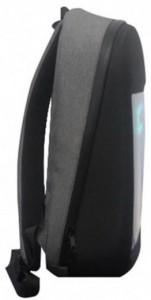 фото Рюкзак UFT 'LED Bag' со светодиодным экраном 15.6' Gray (UFTledbagGray) #5