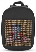 Рюкзак UFT 'LED Bag' со светодиодным экраном 15.6' Gray (UFTledbagGray)