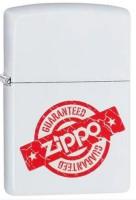 Зажигалка Zippo 'Guaranteed' (29547)