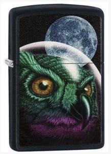 Зажигалка Zippo 'Space Owl Design' (29616)