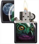 фото Зажигалка Zippo 'Space Owl Design' (29616) #4