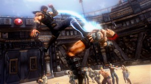 скриншот Fist of the North Star Lost Paradise PS4 #6