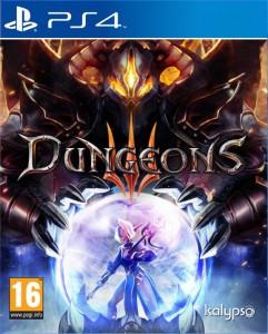 игра Dungeons 3 PS4 - русская версия