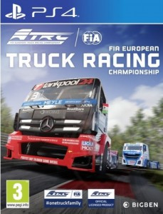игра FIA Truck Racing Championship PS4