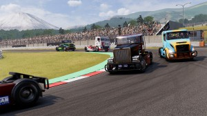 скриншот FIA Truck Racing Championship PS4 #2
