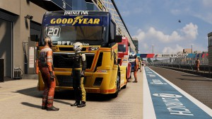 скриншот FIA Truck Racing Championship PS4 #3