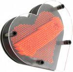 Подарок 3D-игра пинарт-сувенир 'Сердце' (DN29787)