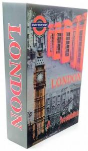 Подарок Книга-сейф 'London' (DN32007A)