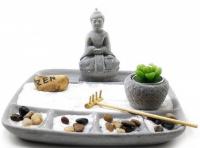 Подарок Настольный сад камней 'Будда' (DN32382)