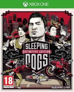 игра Sleeping Dogs Definitive Limited Edition Xbox One - русская версия