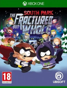 игра South Park: The Fractured but Whole Xbox One - русская версия
