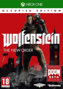 игра Wolfenstein The New Order Occupied Edition Xbox One - русская версия