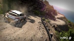 скриншот WRC 8 Xbox One - русская версия #5