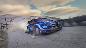 скриншот WRC 8 Xbox One - русская версия #4