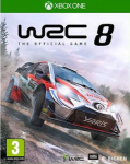 игра WRC 8 Xbox One - русская версия