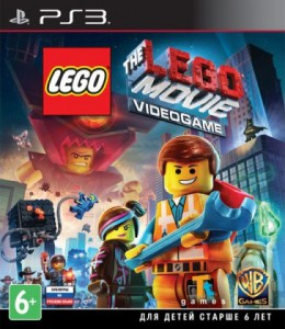 игра LEGO Movie The Videogame PS3 - русская версия