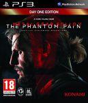 игра Metal Gear Solid 5 The Phantom Pain Day 1 Edition PS3 - русская версия