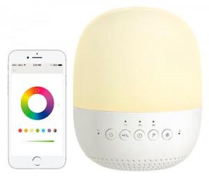 Подарок Аромадиффузор UFT emoi H0035 Smart Lamp Speaker (UFT_H0035)