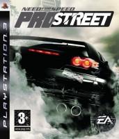 игра Need for Speed Prostreet PS3