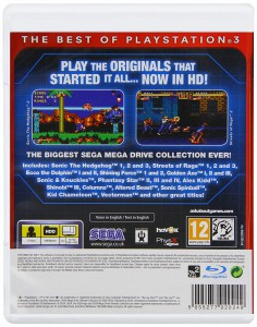 скриншот Sega Megadrive Ultimate Collection Essentials PS3 #6