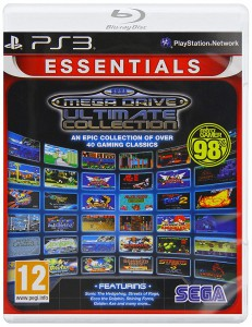 игра Sega Megadrive Ultimate Collection Essentials PS3